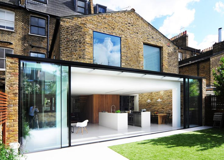 Contemporary House Extensions | Architecture with a capital A