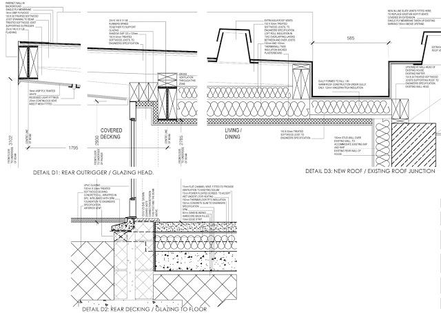 Contemporary House Extension, Corstorphine, Edinburgh | Architecture ...