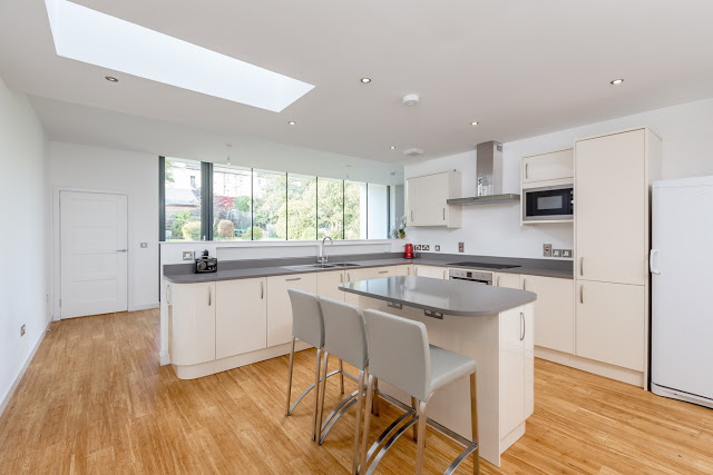 Contemporary House Extension Corstorphine Edinburgh